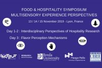 Report from the Lyon Symposium - Multisensory Perspectives 9
