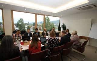 EuroCHRIE Board Launches New Pilot Initiative 41