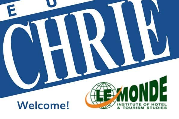 EuroCHRIE Welcomes a New Member Institution 23