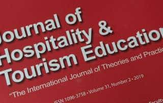 Journal of Hospitality & Tourism Education (JHTE) 36