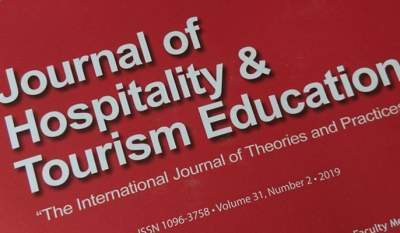 Journal of Hospitality & Tourism Education (JHTE) 11