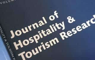 Journal of Hospitality and Tourism Research (JHTR) 35
