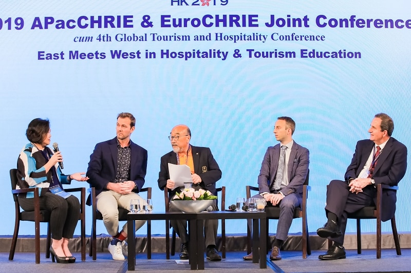 SHTM Hosts First APacCHRIE & EuroCHRIE Joint Conference 42