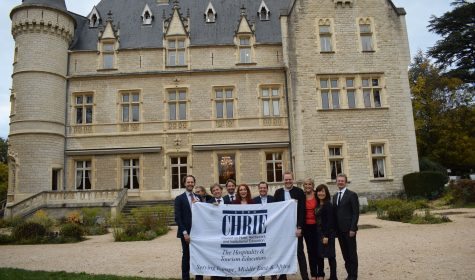 The Home of EuroCHRIE - The Hospitality & Tourism Educators 12