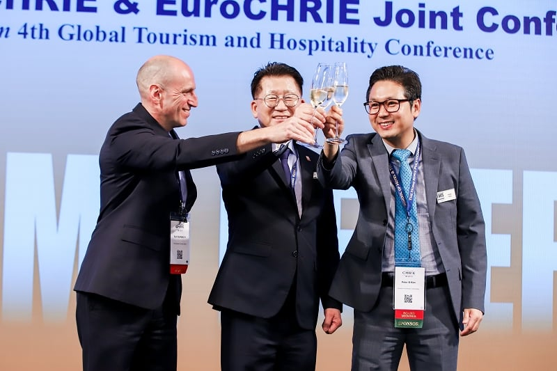 SHTM Hosts First APacCHRIE & EuroCHRIE Joint Conference 21