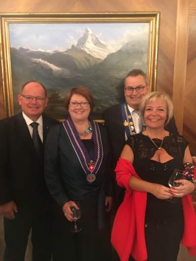 Lady of the Chaine des Rotisseurs – Zermatt - Susan Fournier 15
