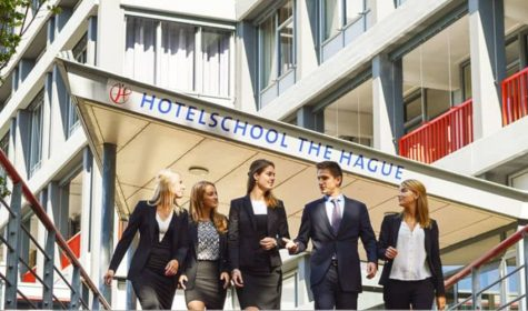 The Home of EuroCHRIE - The Hospitality & Tourism Educators 5