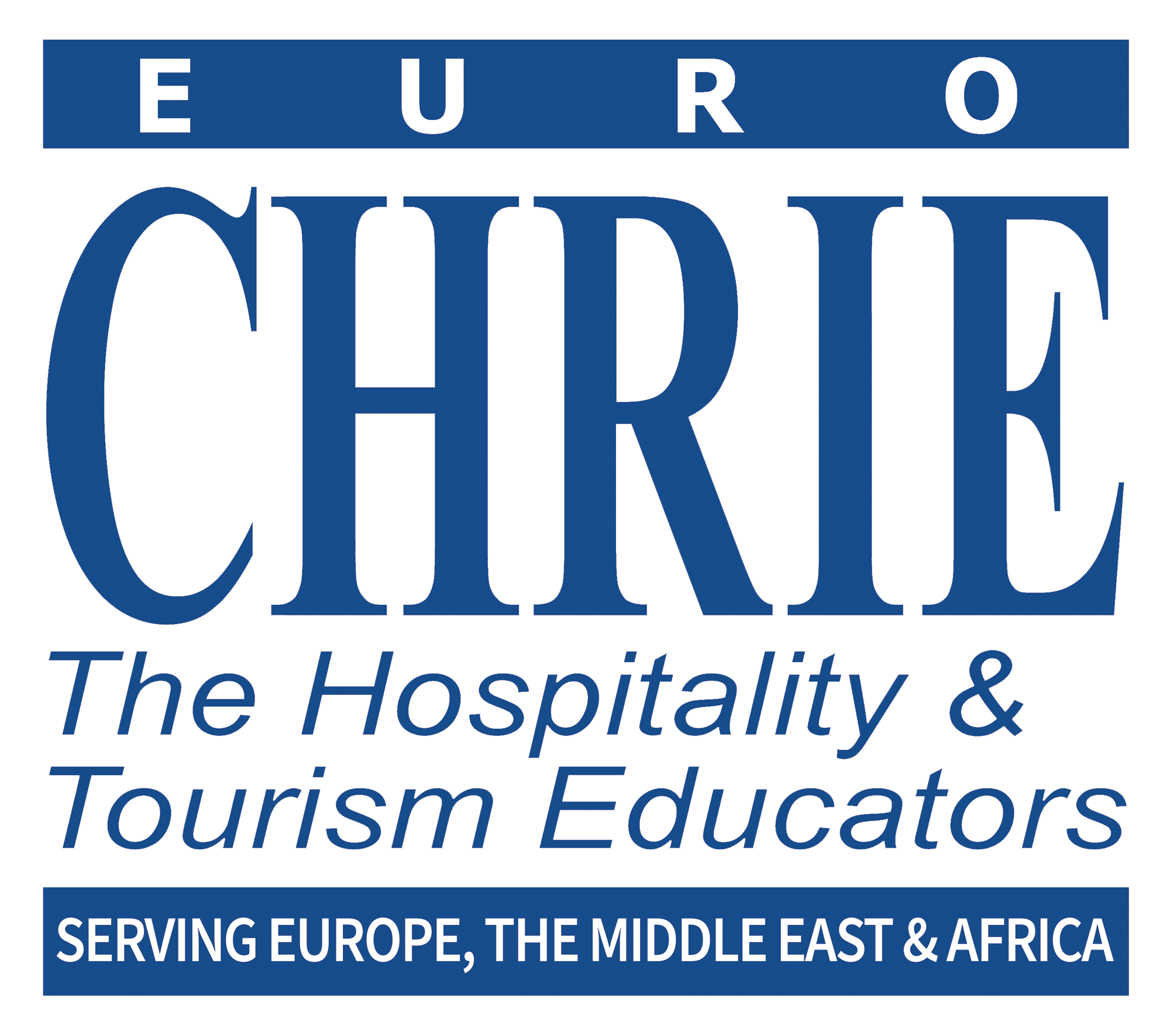 The Home of EuroCHRIE - The Hospitality & Tourism Educators 103
