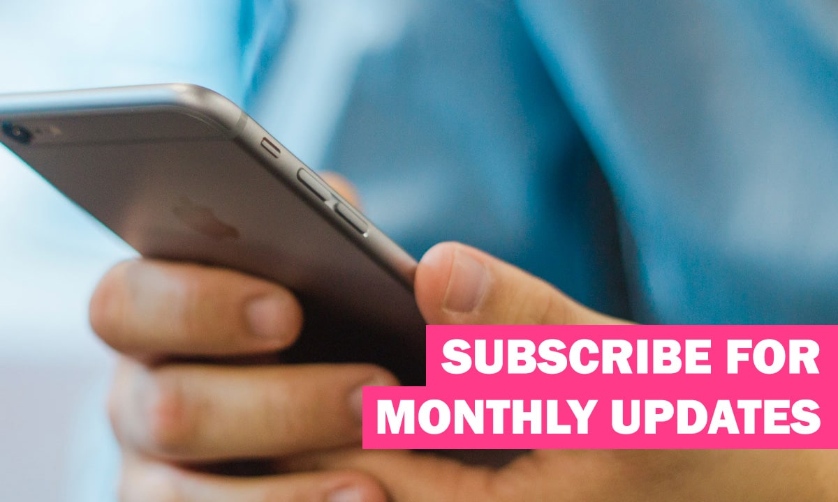 Sign-up for the monthly EuroCHRIE newsletter 17