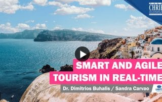 WATCH: Smart and Agile Tourism in Real-Time 37