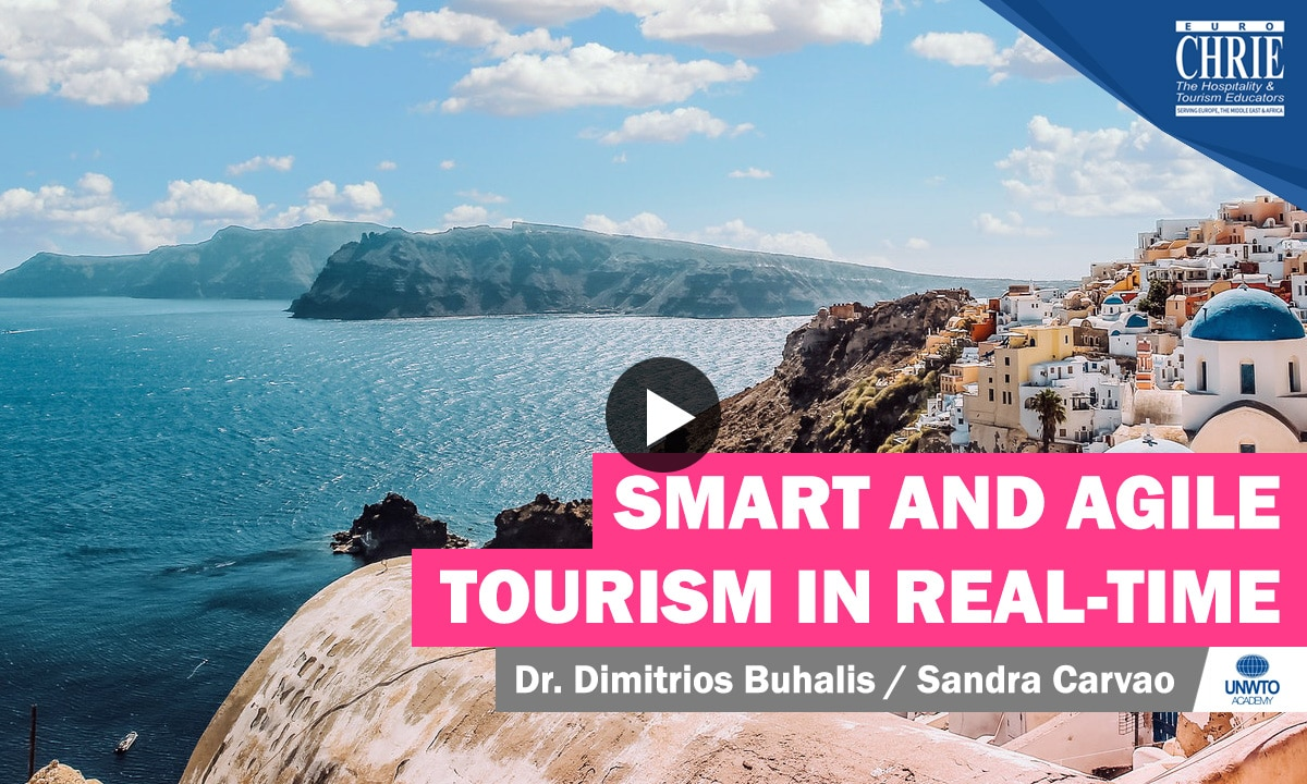 WATCH: Smart and Agile Tourism in Real-Time 22