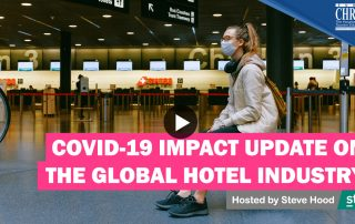 WATCH: #COVID19 Impact Update on the Global Hotel Industry 22