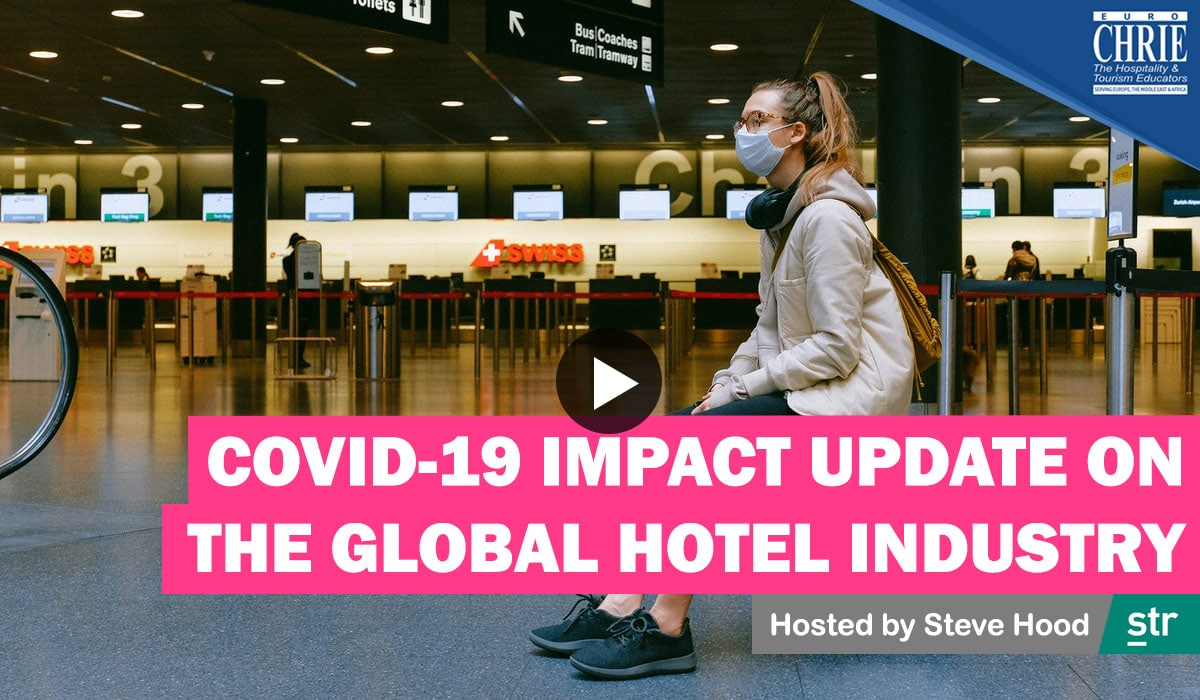 WATCH: #COVID19 Impact Update on the Global Hotel Industry 19