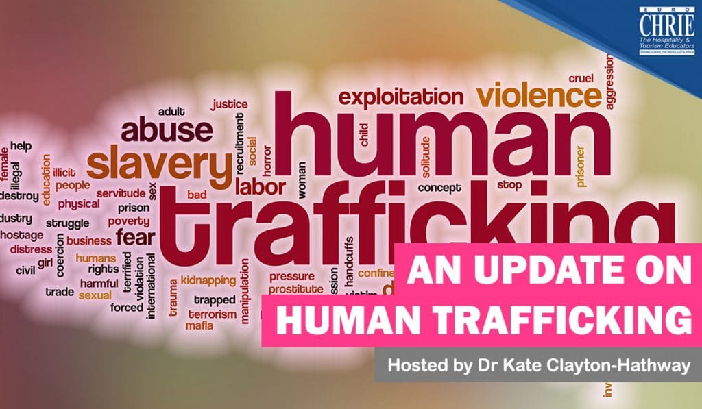WEBINAR: An Update on Human Trafficking 18