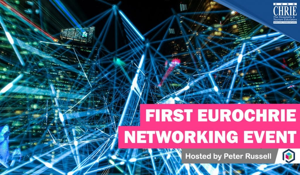 WATCH: The FIRST EuroCHRIE Online Networking Event 29