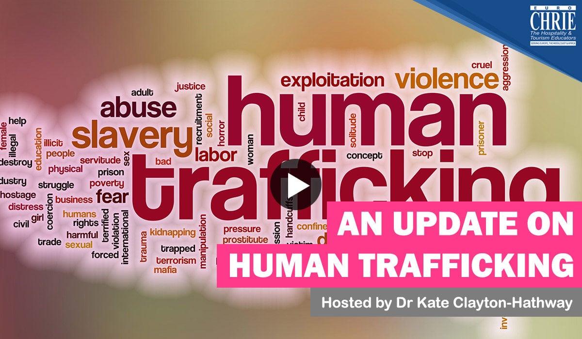 WATCH: An Update on Human Trafficking 34