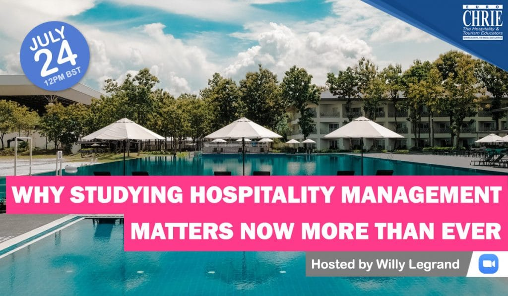 Why Studying Hospitality Management Matters Now More than Ever 19