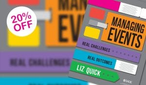 Exclusive discount on Managing Events: Real Challenges, Real Outcomes 34