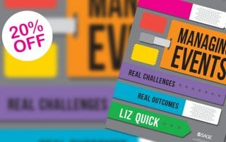 Exclusive discount on Managing Events: Real Challenges, Real Outcomes 35