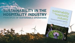 Sustainability in the Hospitality Industry: Principles of Sustainable Operations 41