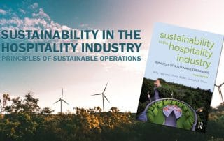 Sustainability in the Hospitality Industry: Principles of Sustainable Operations 37
