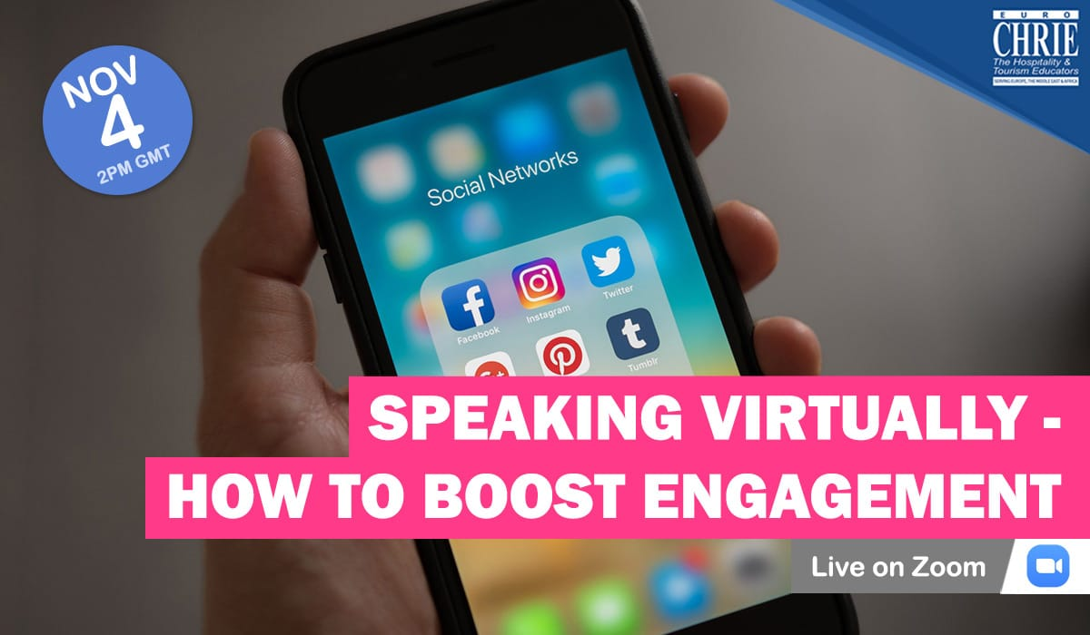 WATCH: Speaking Virtually - How to Boost Engagement 38