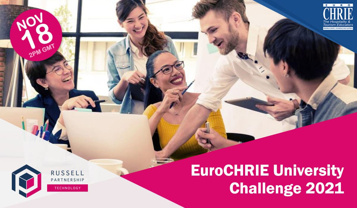 The Home of EuroCHRIE - The Hospitality & Tourism Educators 43