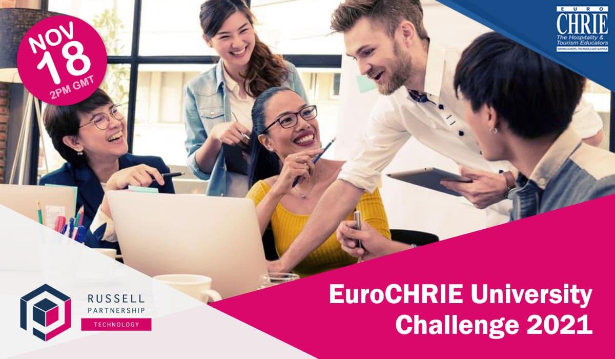 REGISTER: EuroCHRIE University Challenge 2021 Q&A Session 33