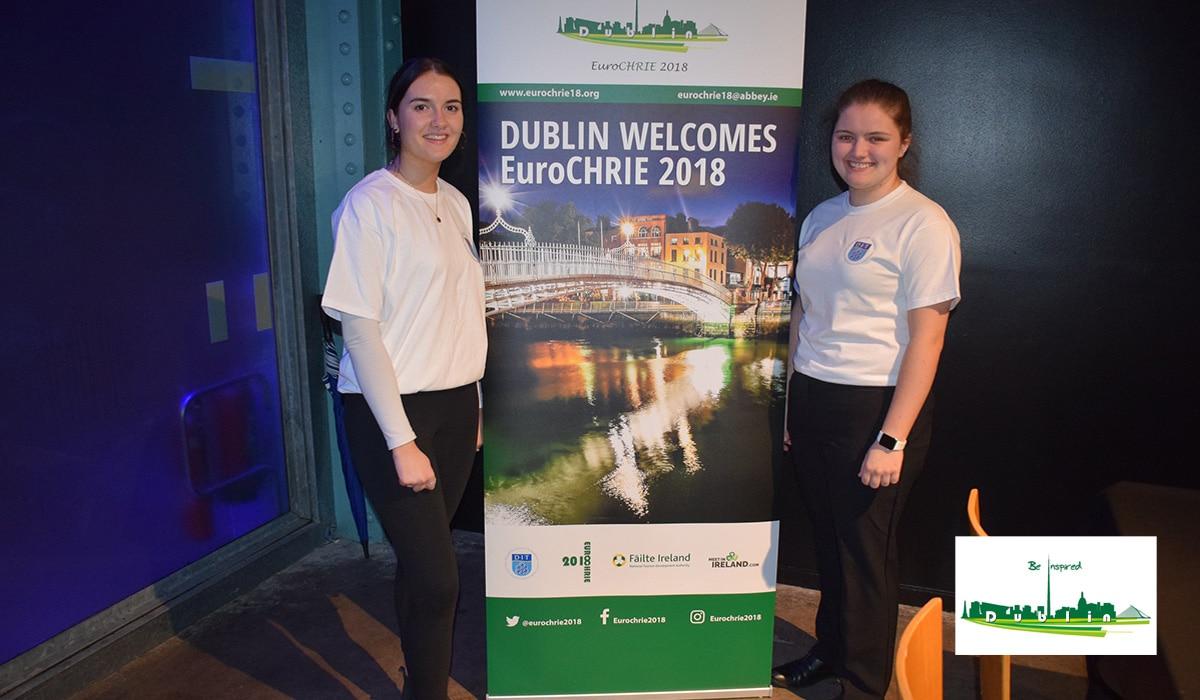 Looking back on EuroCHRIE Dublin 2018 33