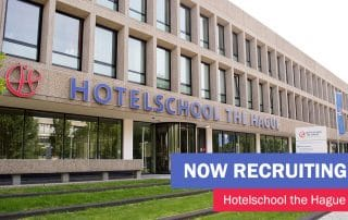 Hotelschool The Hague is now recruiting in various fields! 36