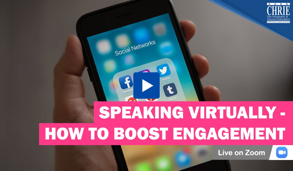 WATCH: Speaking Virtually - How to Boost Engagement 37