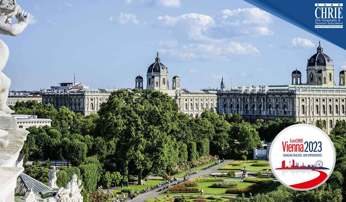 Vienna 2023: Host of EuroCHRIE 2023 Conference is Announced 33