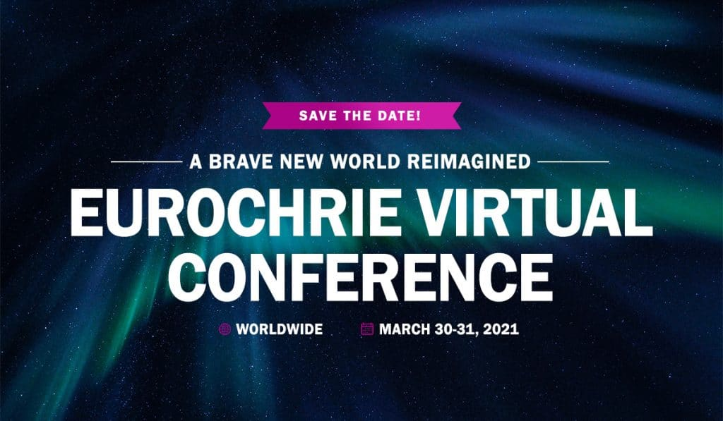 Announcing the FIRST EuroCHRIE Virtual Conference - A Brave New World Reimagined 34