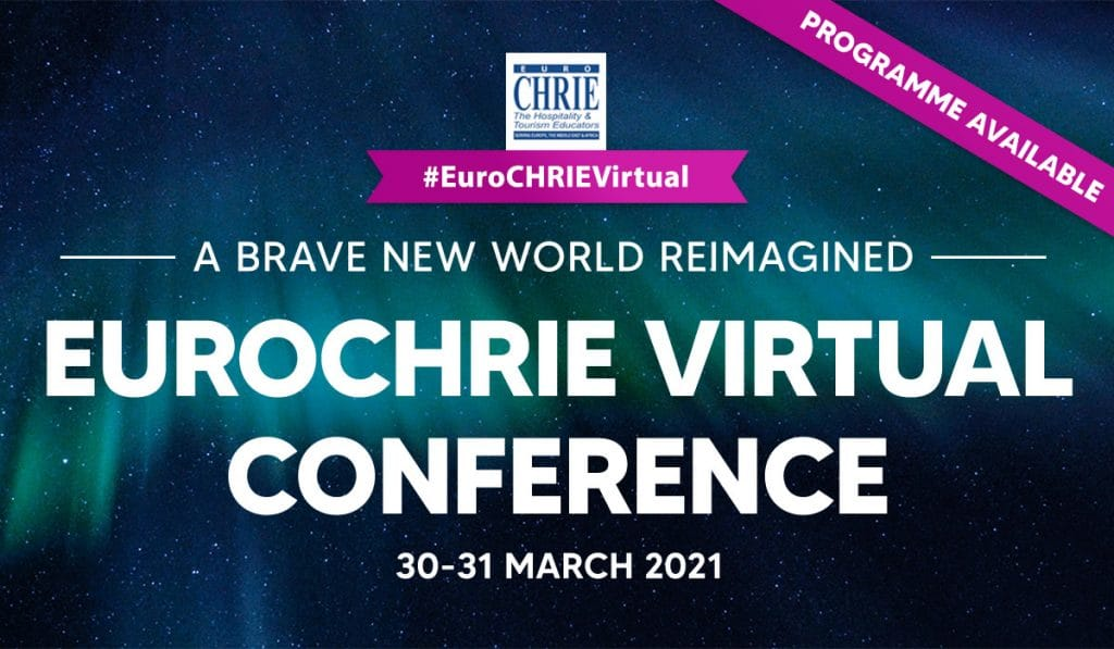 1st #EuroCHRIEVirtual Conference | A Brave New World Reimagined 57