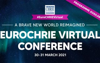 1st #EuroCHRIEVirtual Conference | A Brave New World Reimagined 33