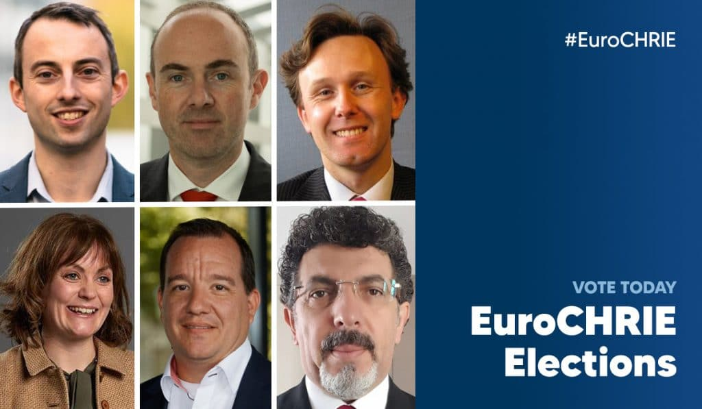 Cast your vote in the 2021 EuroCHRIE Elections 35