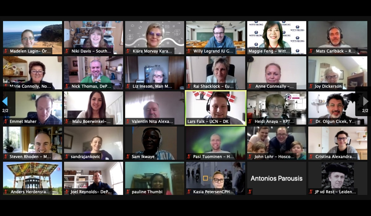 First EuroCHRIE Virtual Conference - Presentations & videos coming soon! 25