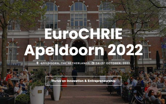 The Home of EuroCHRIE - The Hospitality & Tourism Educators 84