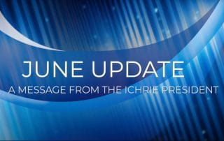A Message from the ICHRIE President - June 2021 34