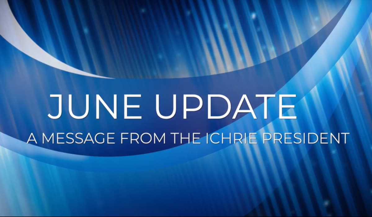 A Message from the ICHRIE President - June 2021 41