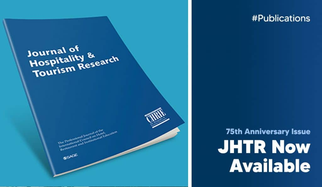75th Anniversary Issue of JHTR is Now Available! 39