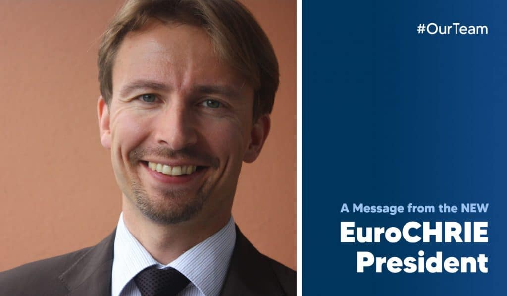A Message from the 2021-22 EuroCHRIE President 29