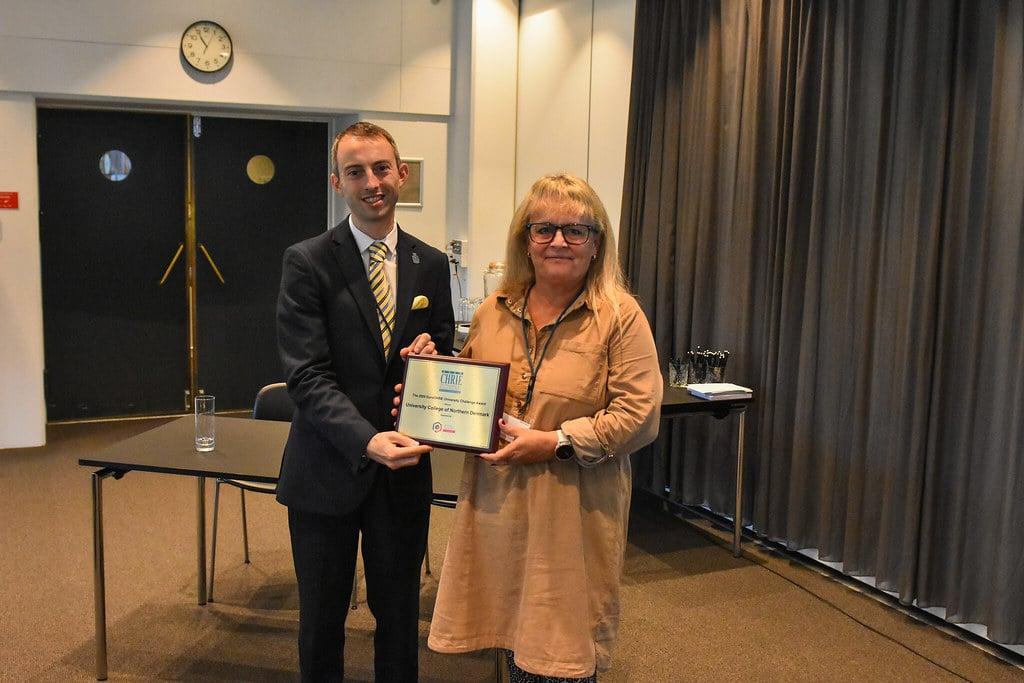 EuroCHRIE 2021: Congratulations to the Award Winners 2020 & 2021 31