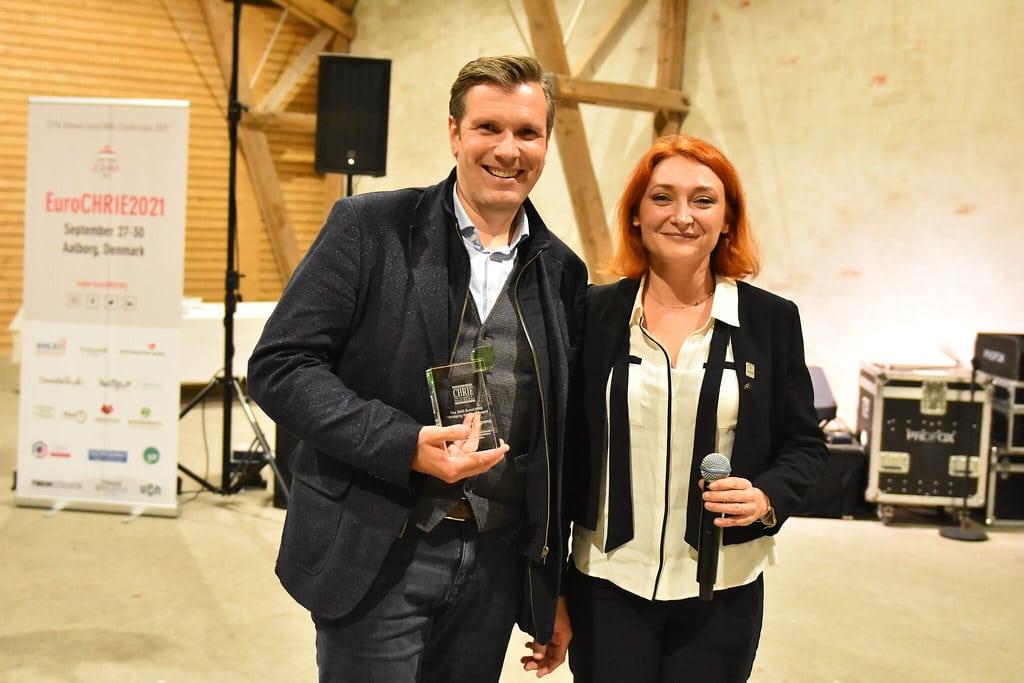 EuroCHRIE 2021: Congratulations to the Award Winners 2020 & 2021 28