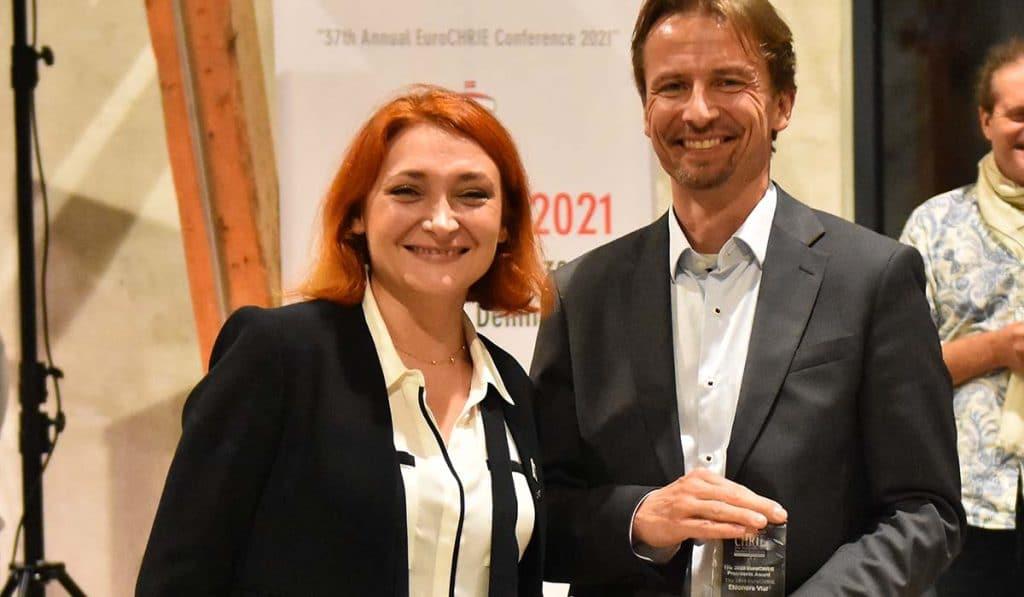EuroCHRIE 2021: Congratulations to the Award Winners 2020 & 2021 29